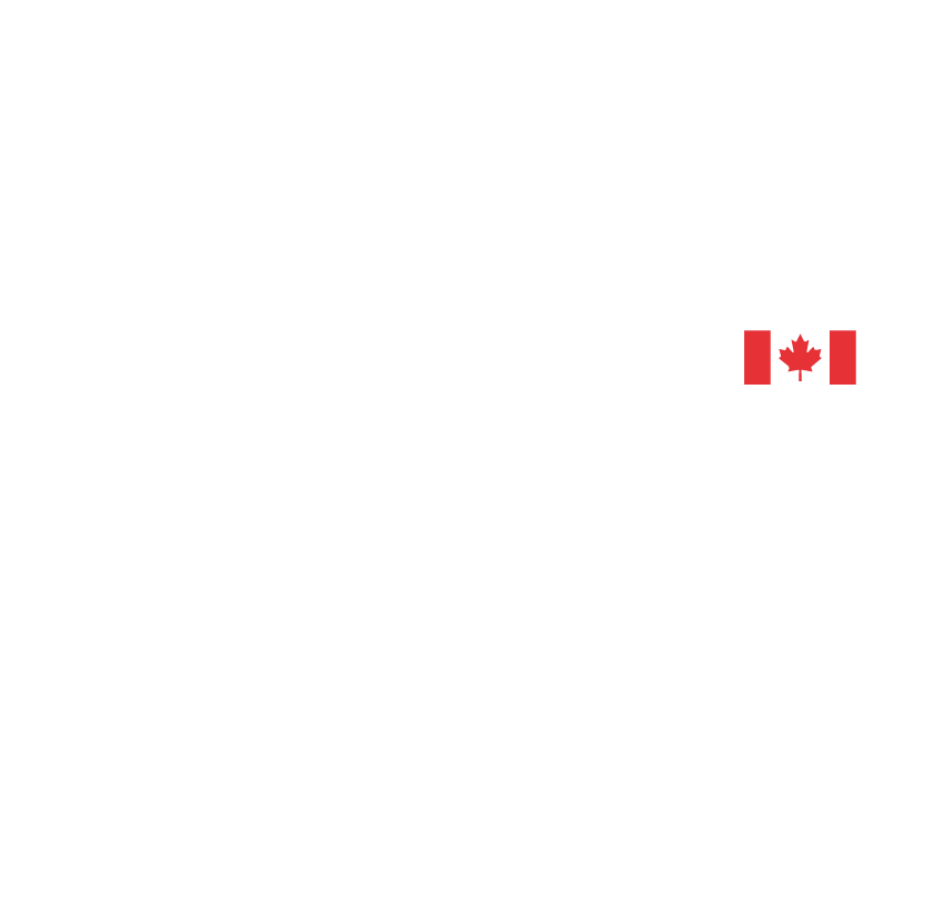 and image of the offical government of canada logo. It is white in colour on a transparent background